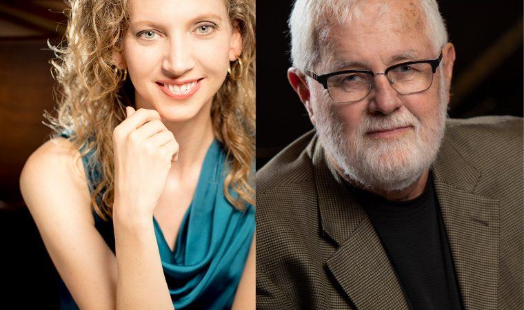 Image of Windsor pianists Dr. Gregory Butler and Dr. Christine Vanderkooy